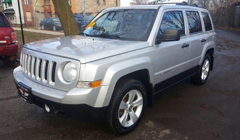 2012 JEEP PATRIOT completo