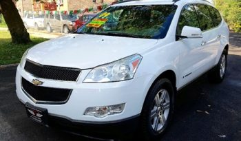 2009 CHEVY TRAVERSE LT completo