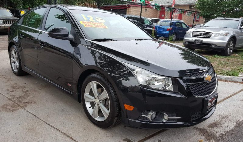 2012 CHEVY CRUZE RS completo