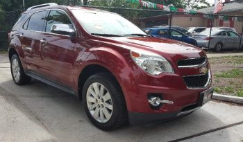 2010 CHEVY EQUINOX LT completo