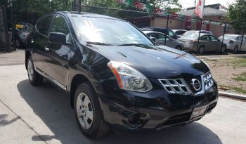 2011 NISSAN ROGUE completo