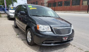 2012 CHRYSLER TOWN & COUNTRY completo