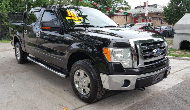 2010 FORD F150 XLT 4X4 completo