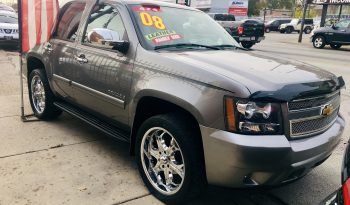2008 CHEVY TAHOE LT 4X4 completo