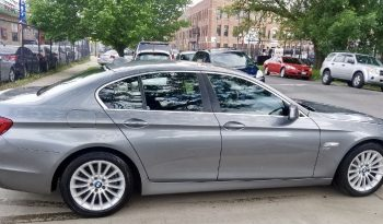 2011 BMW 535XI completo
