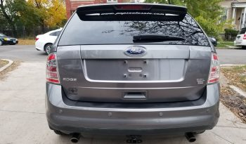 2010 FORD EDGE SEL AWD completo