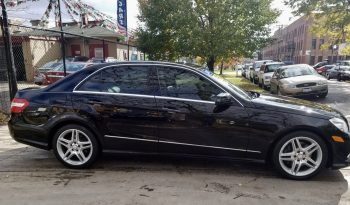 2011 MERCEDES-BENZ E350 4MATIC completo