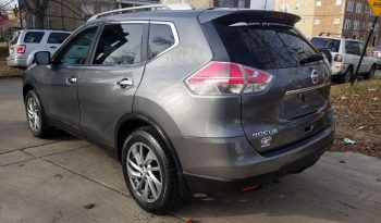 2014 NISSAN ROGUE SL AWD completo