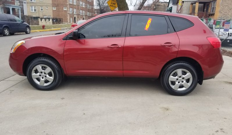 2008 NISSAN ROGUE completo