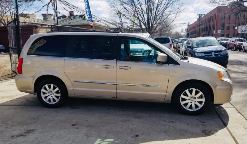 2014 CHRYSLER TOWN & COUNTRY TOURING completo