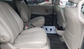 2011 TOYOTA SIENNA XLE completo