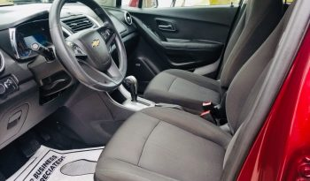 2016 CHEVY TRAX LT completo