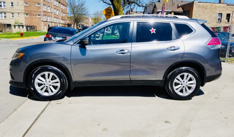 2014 NISSAN ROGUE SV completo