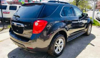 2013 CHEVY EQUINOX LT completo