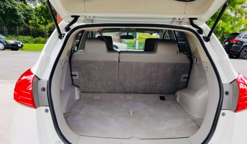 2010 NISSAN ROGUE completo