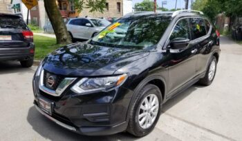 2017 NISSAN ROGUE SV completo