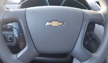 2013 CHEVY TRAVERSE completo