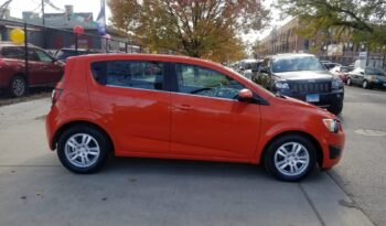 2012 CHEVY SONIC completo