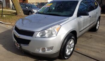 2012 CHEVY TRAVERSE completo