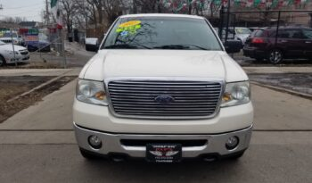 2007 FORD F-150 completo