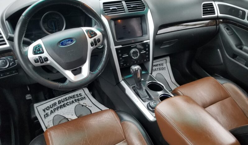 2011 FORD EXPLORER LIMITED completo