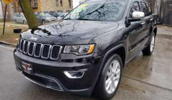 2017 JEEP GRAND CHEROKEE LIMITED completo