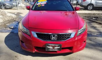 2008 HONDA ACCORD completo