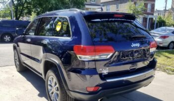 2014 JEEP GRAND CHEROKEE LIMITED completo
