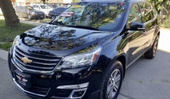 2017 CHEVY TRAVERSE LT completo