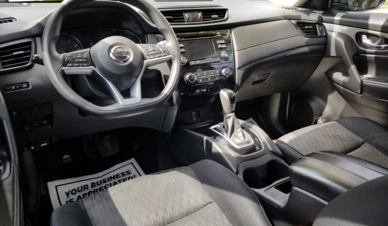 2017 NISSAN ROGUE AWD completo