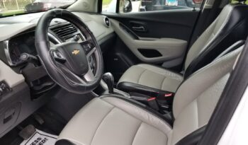 2015 CHEVY TRAX completo