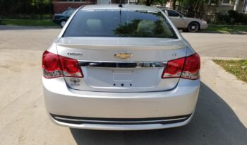 2014 CHEVY CRUZE RS completo