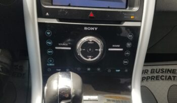 2013 FORD EDGE LIMITED completo