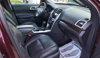 2011 FORD EXPLORER LIMITED AWD completo