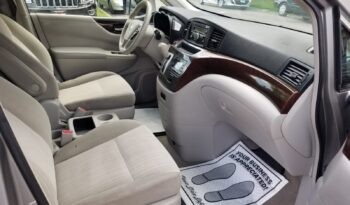 2012 NISSAN QUEST completo