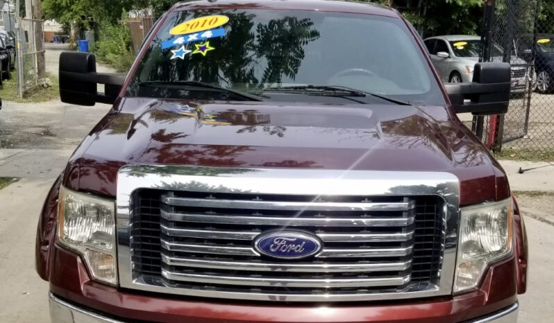 2010 FORD F-150 completo