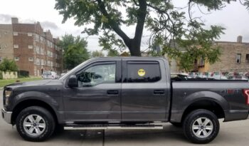 2015 FORD F-150 completo