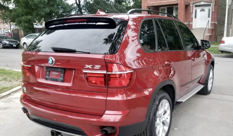 2011 BMW X5 completo