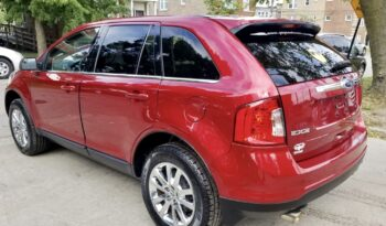 2013 FORD EDGE LIMITED lleno